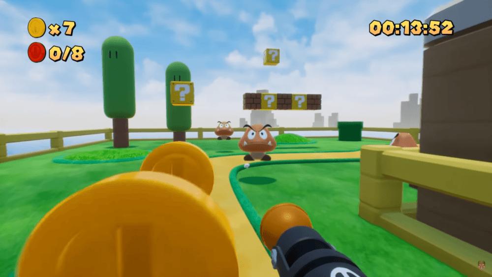 Свежий геймплей ремастера Super Mario Bros. от фанатов