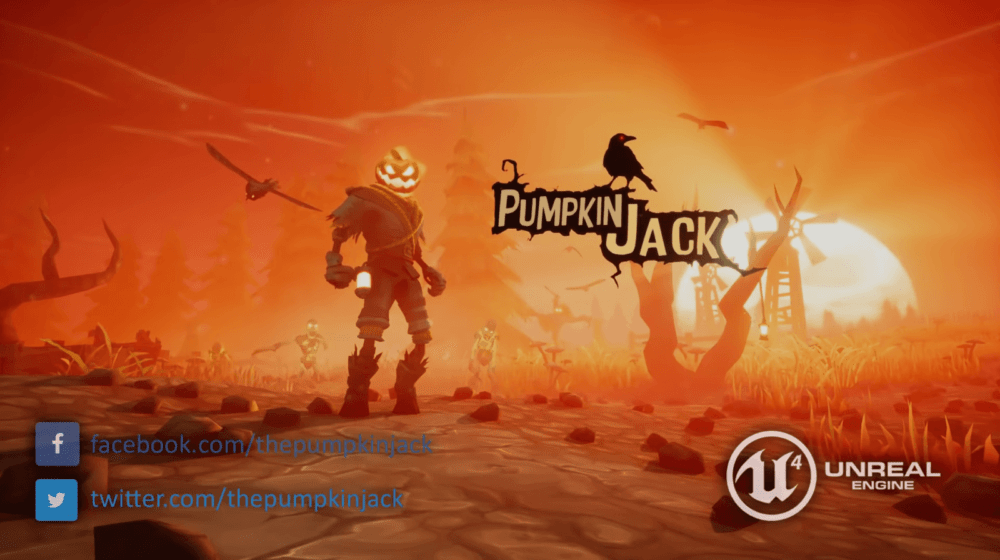Трейлер экшена Pumpkin Jack