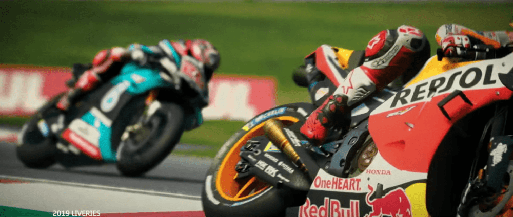 Дата выхода MotoGP 20 симулятора мотогонок - трейлер