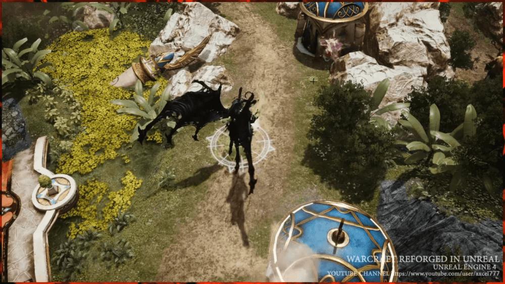 Warcraft 3: Reforged на Unreal Engine 4 - как это могло быть