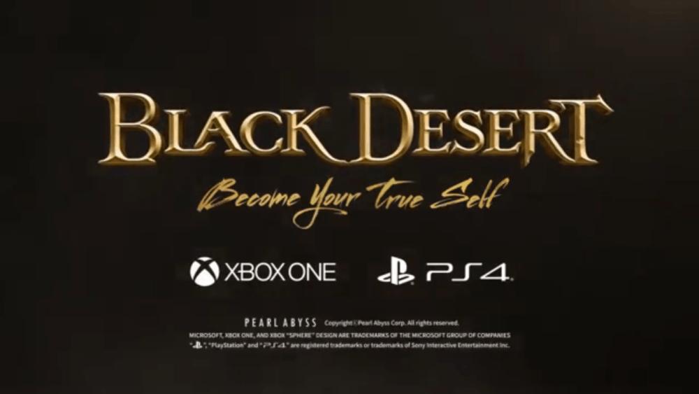 Black Desert Online получит кроссплей для консолей