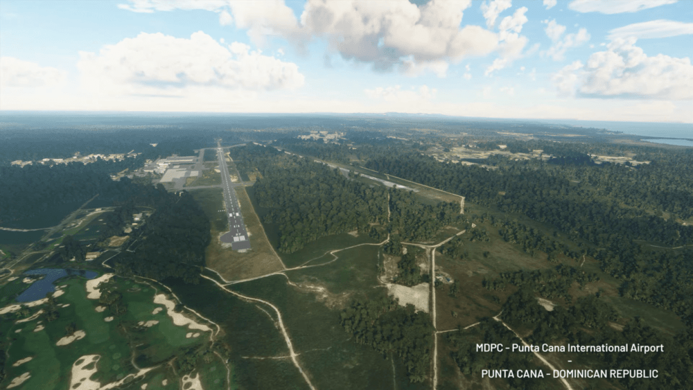 Детализация аэропортов в новом ролике Microsoft Flight Simulator