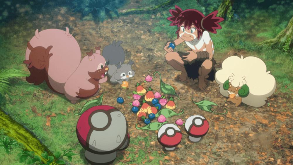 Новый покемон в трейлере мультфильма Pocket Monsters the Movie: Coco