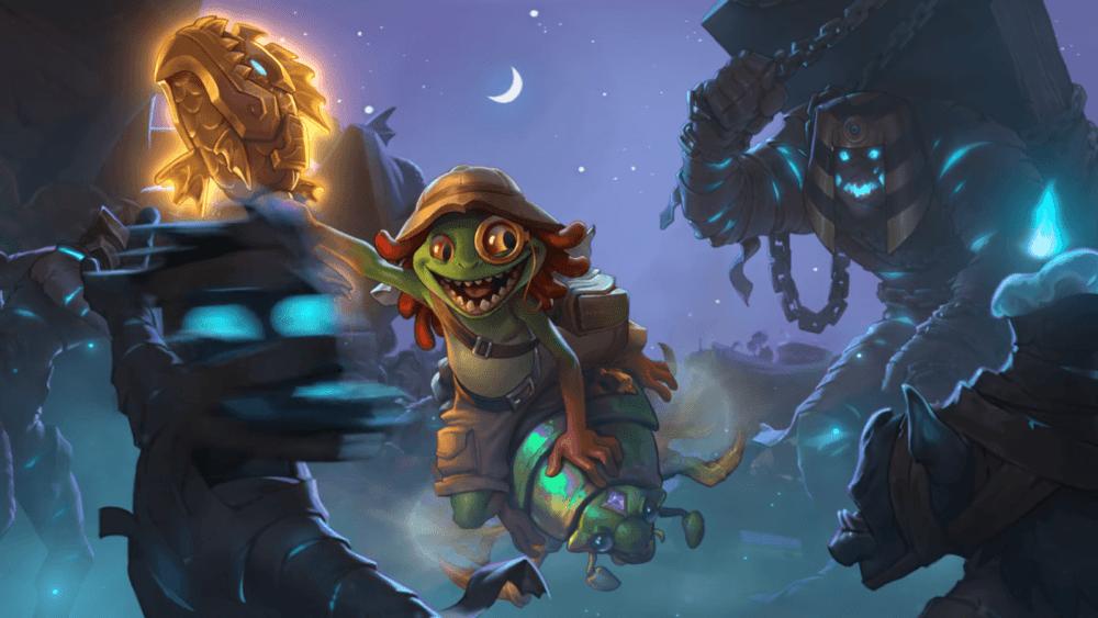 Blizzard отправили разработчиков Hearthstone на работу над секретным проектом