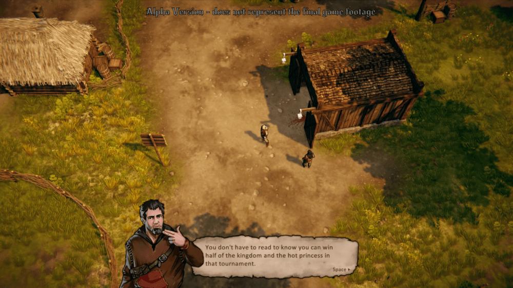 Геймплей средневековой GTA - Rustler