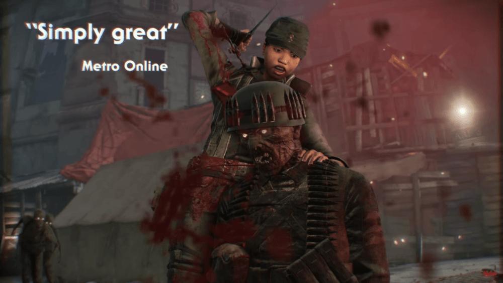 Релизный трейлер Zombie Army 4: Dead War