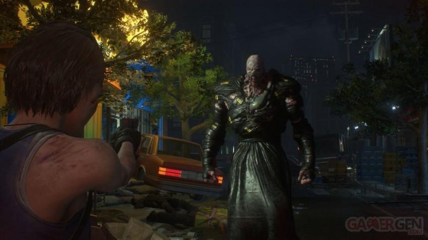 Утечка скриншотов ремейка Resident Evil 3 и Resident Evil: Resistance