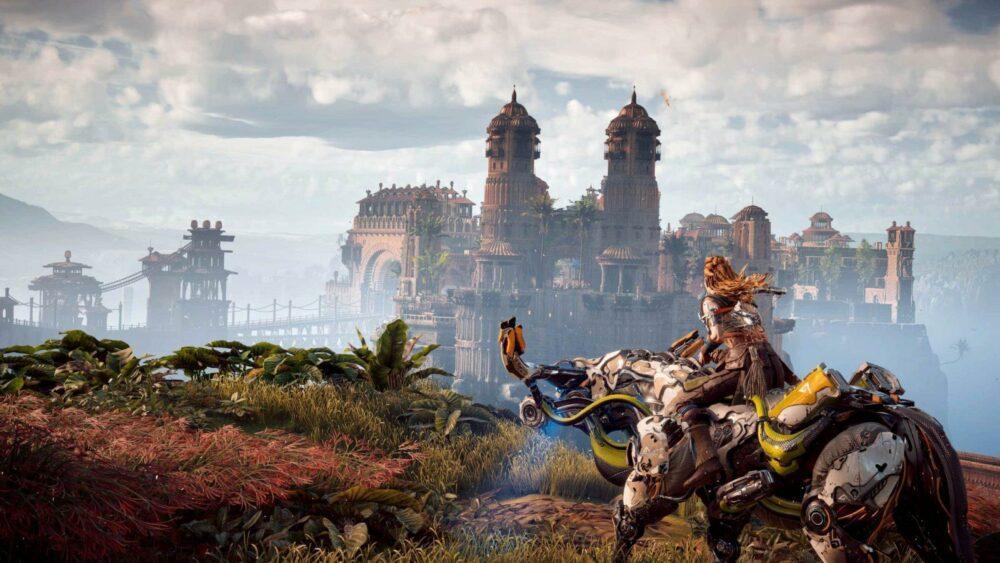 У Horizon Zero Dawn для PC появилась страница на Amazon