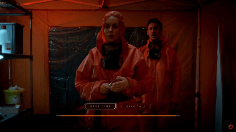 Трейлер фильма-игры The Complex, где мир страдает от вируса