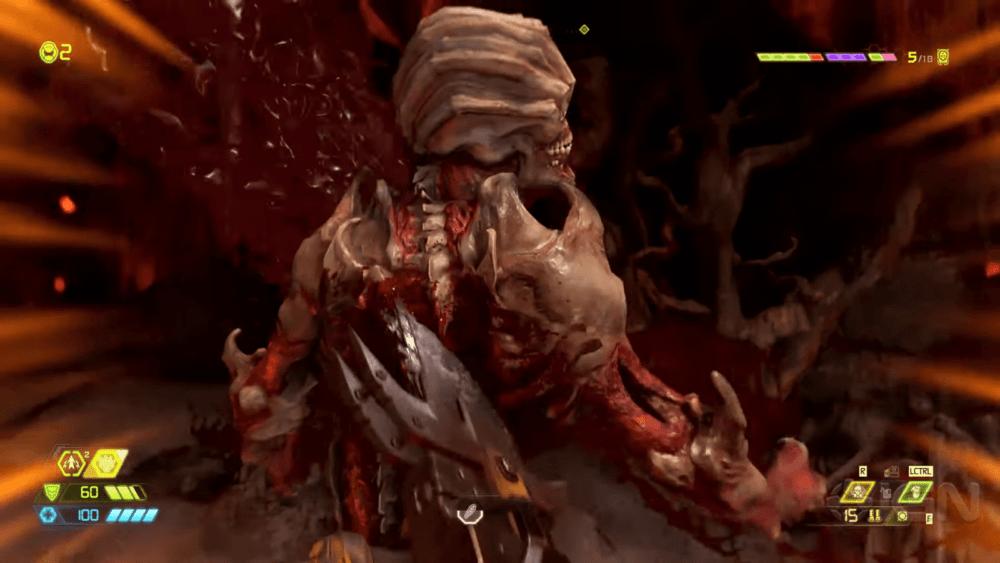 Казни DOOM Eternal в новом ролике