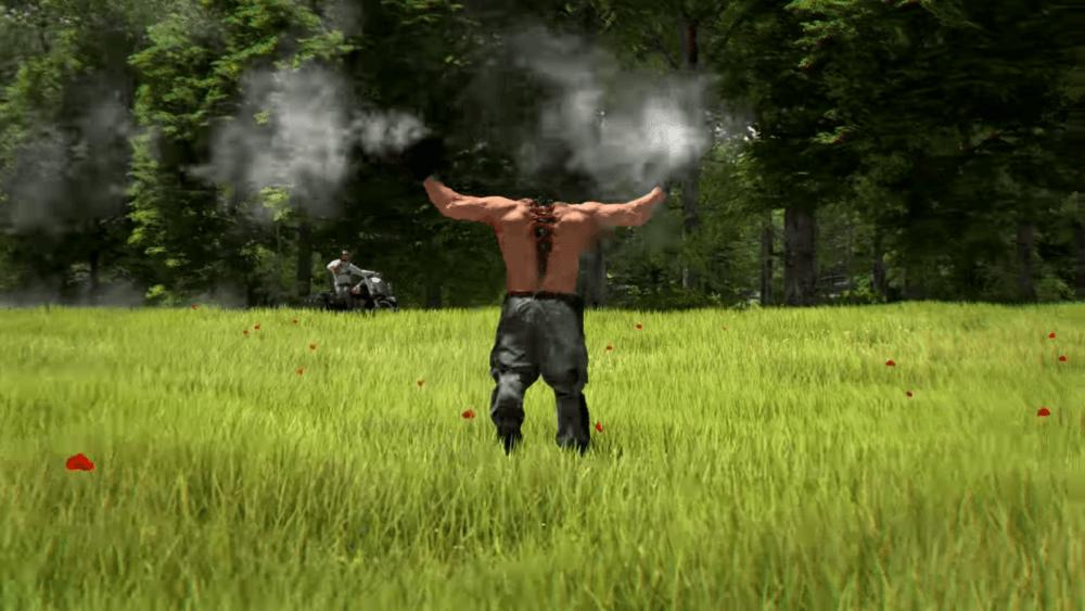 Свежий ролик Serious Sam 4