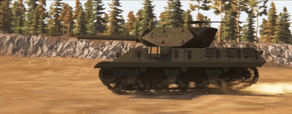 Дата выхода Tank Mechanic Simulator