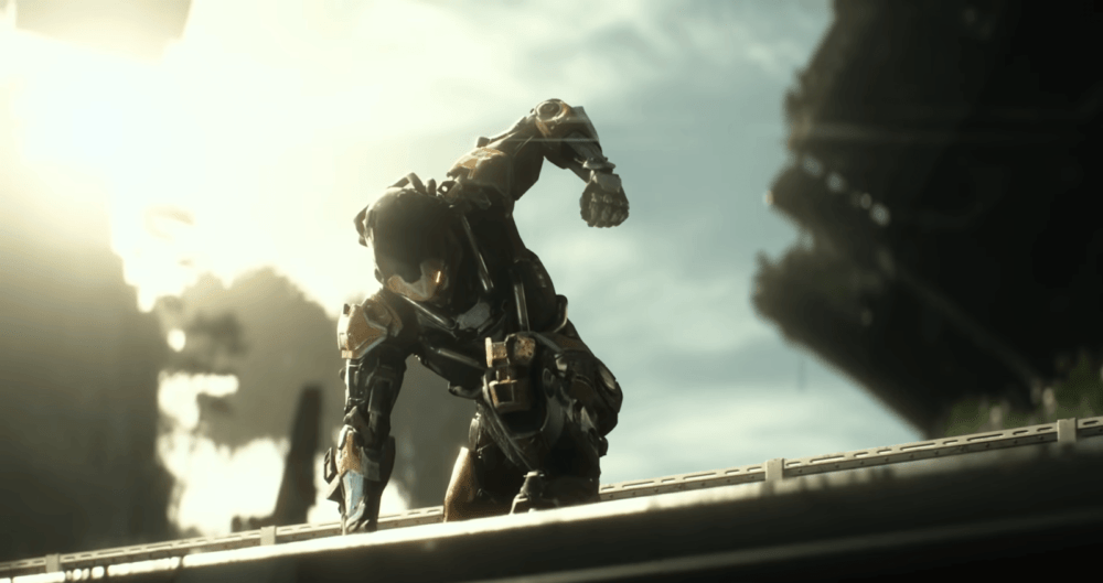 BioWare объявили, что полностью переделают Anthem