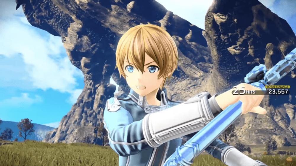Новый трейлер Sword Art Online: Alicization Lycoris