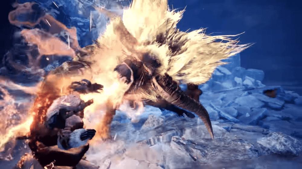 Трейлер новых монстров в Monster Hunter World: Iceborne