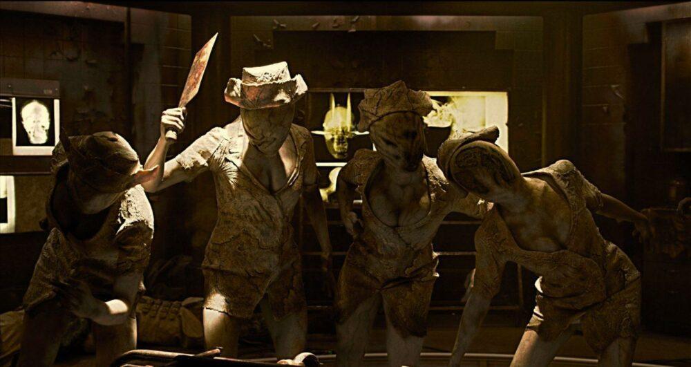 Ждем анонса новых фильмов по Silent Hill и Fatal Frame