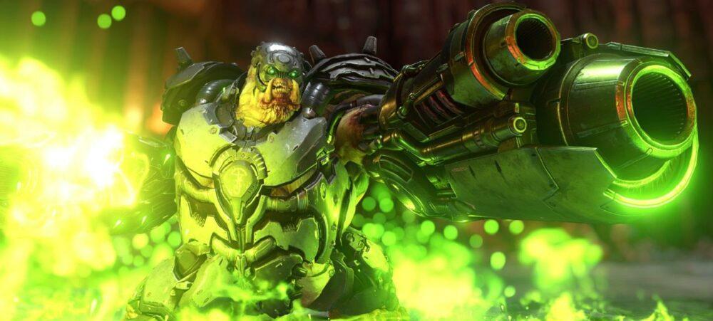 В Doom Eternal будет бесплатный батл пасс