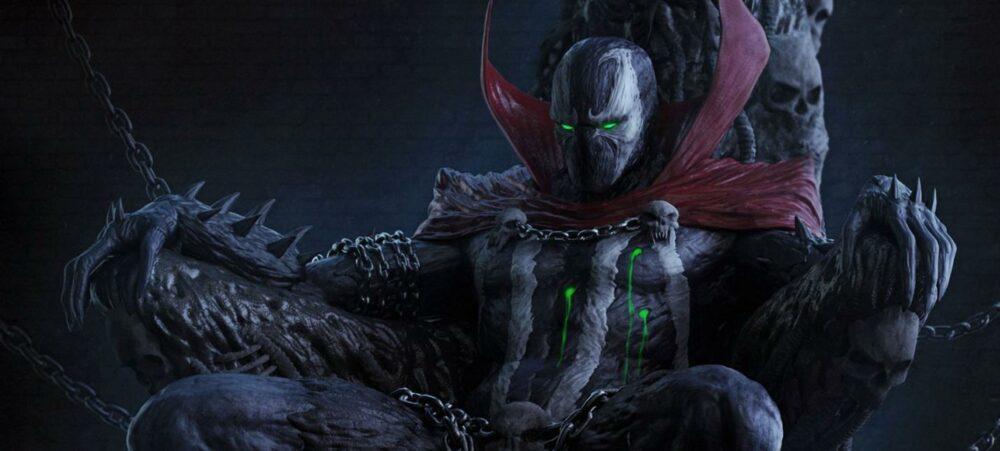 Спауна из Mortal Kombat 11 покажут в начале марта