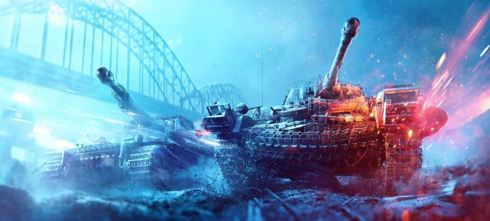 В новом обновление Battlefield 5 появится кастомизация танков