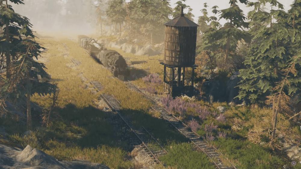 Геймплей Iron Harvest - прохождение