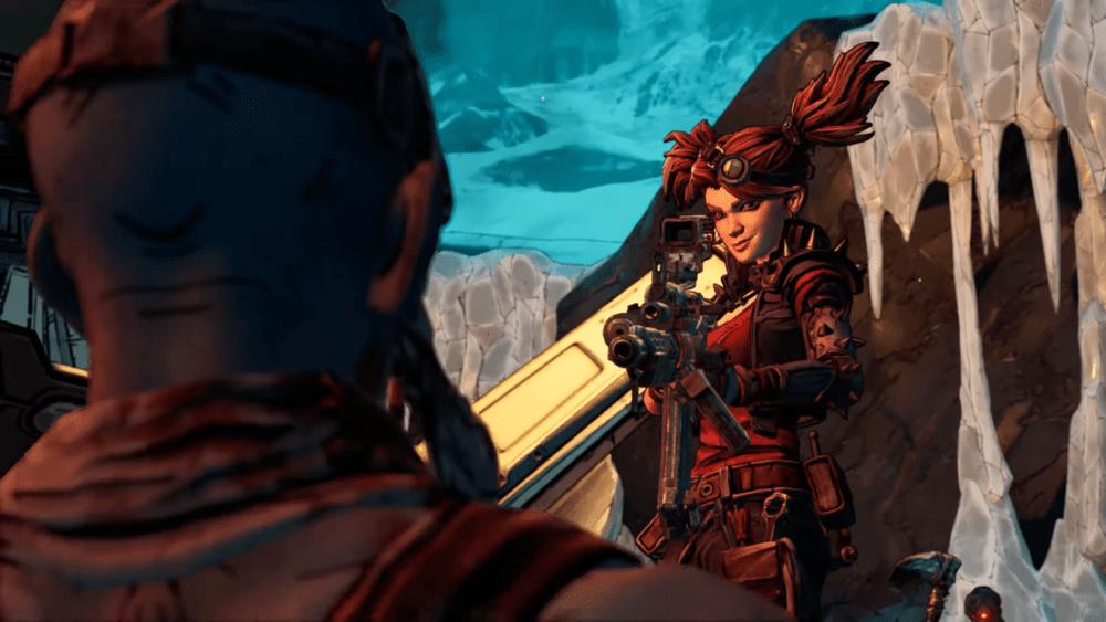 Геймплей дополнения для Borderlands 3