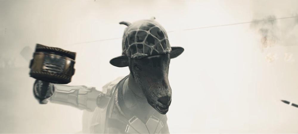Goat of Duty можно забрать бесплатно в Steam