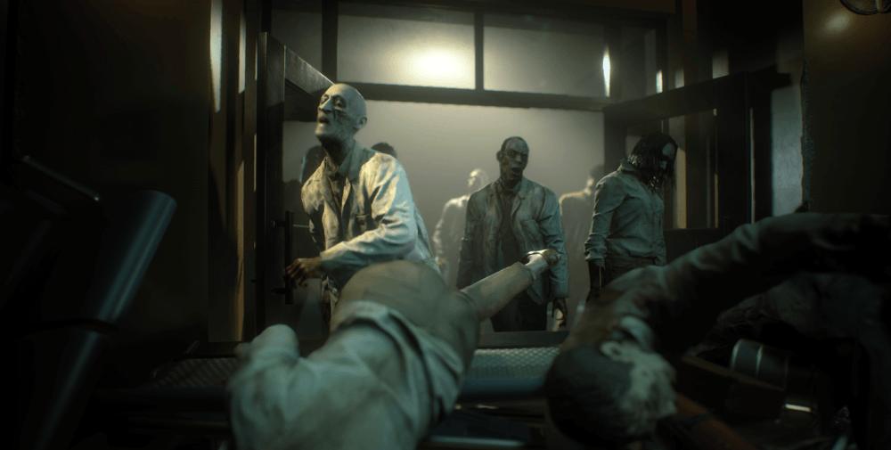Свежие скриншоты ремейка Resident Evil 3