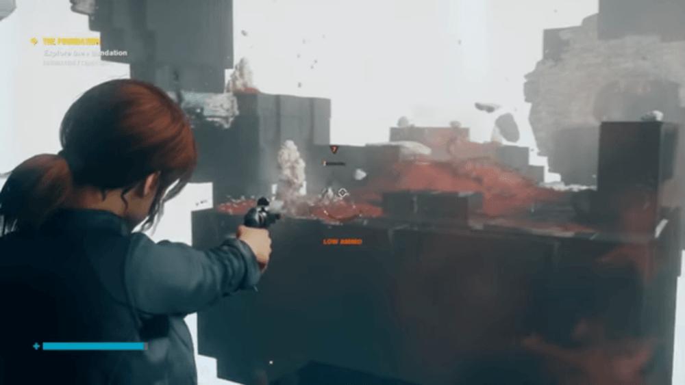 Свежий геймплей дополнения для Control