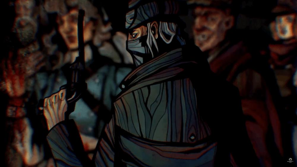 Новый трейлер Alder's Blood