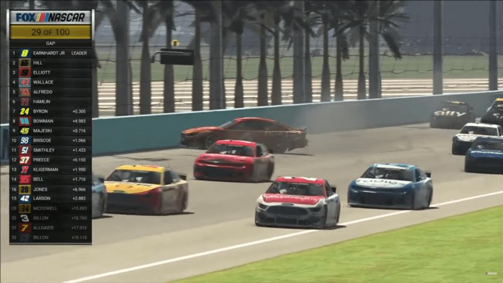 Виртуальные гонки NASCAR будут показывать по ТВ из-за коронавируса