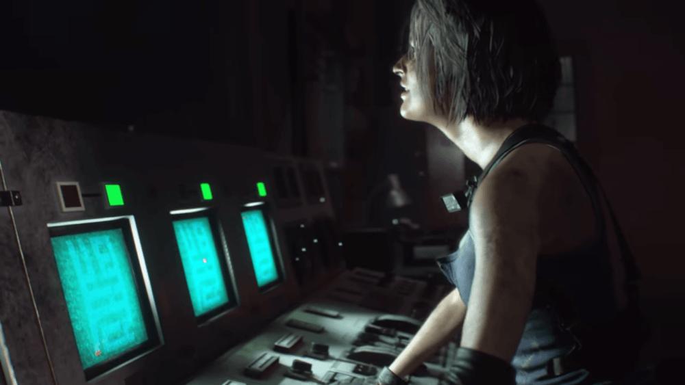 Новый трейлер ремейка Resident Evil 3