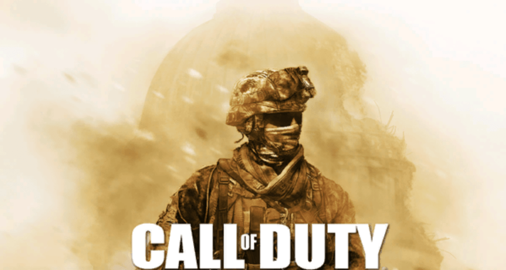 Утечка постера ремастера CoD Modern Warfare 2
