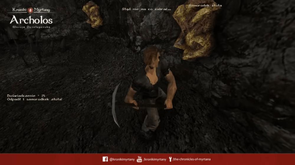 2 часа геймплея мода Gothic 2: Хроники Миртаны