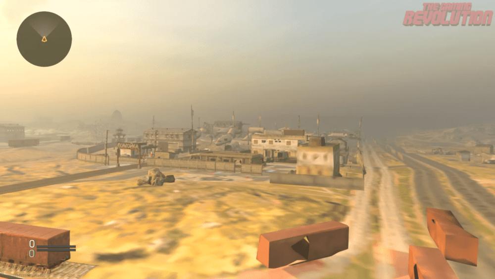 Утечка геймплея королевской битвы Call of Duty Modern Warfare