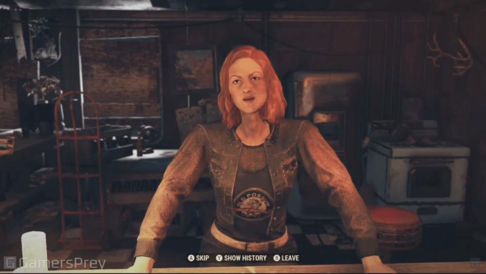 Геймплей дополнения Wastelanders для Fallout 76