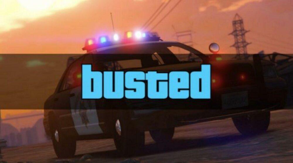 11-летний фанат GTA был арестован за рулем автомобиля