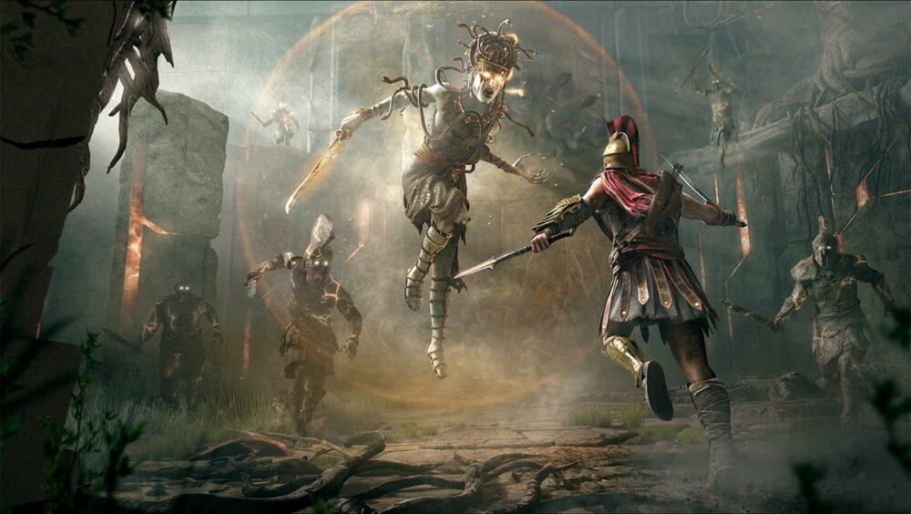 Assassin's Creed Odyssey бесплатно на выходные