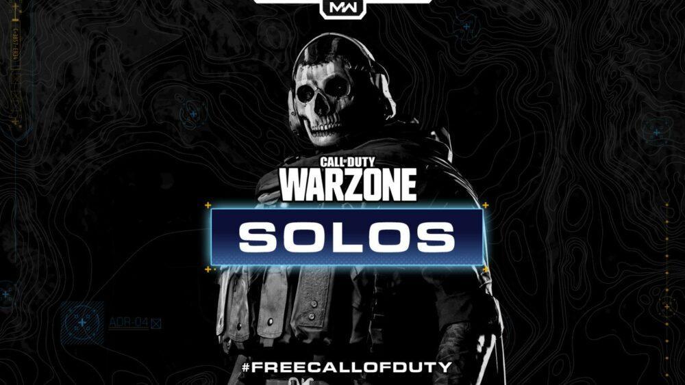 В Call of Duty: Warzone теперь можно играть соло