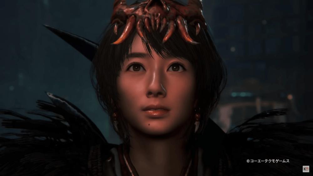Геймплей Nioh 2 - редактор персонажей