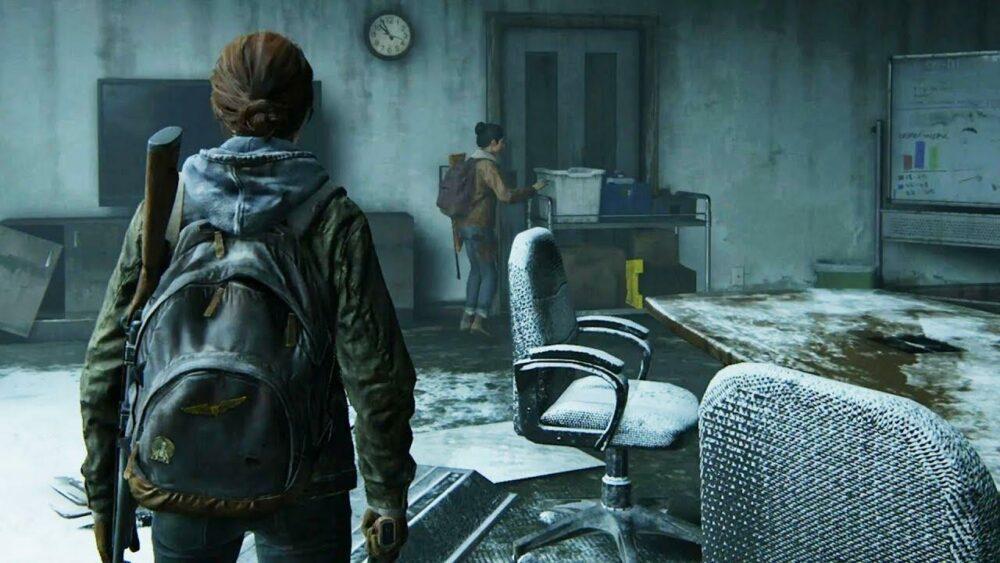 Короткий тизер-трейлер The Last of Us Part 2