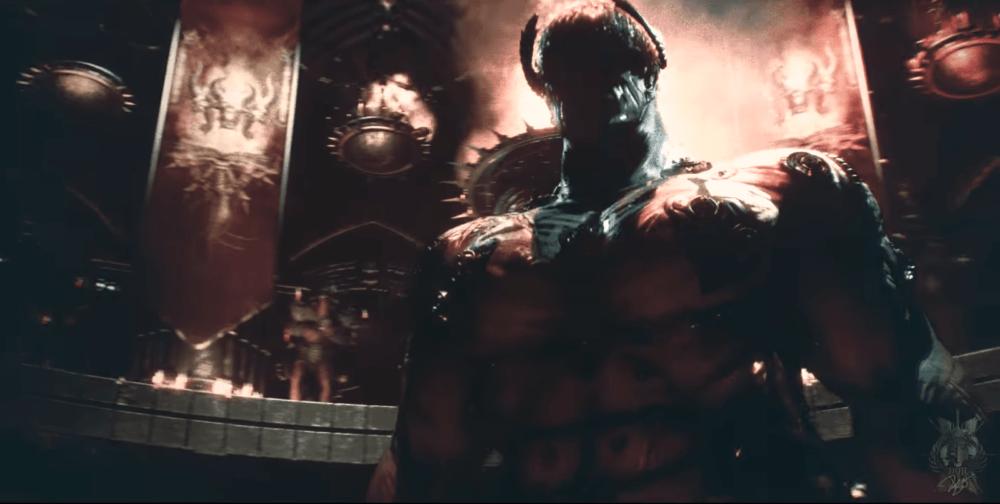 Фанатская короткометражка Warhammer 40000