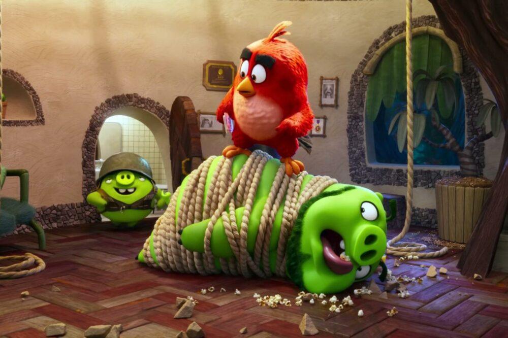 По мотивам Angry Birds выйдет сериал от Netflix