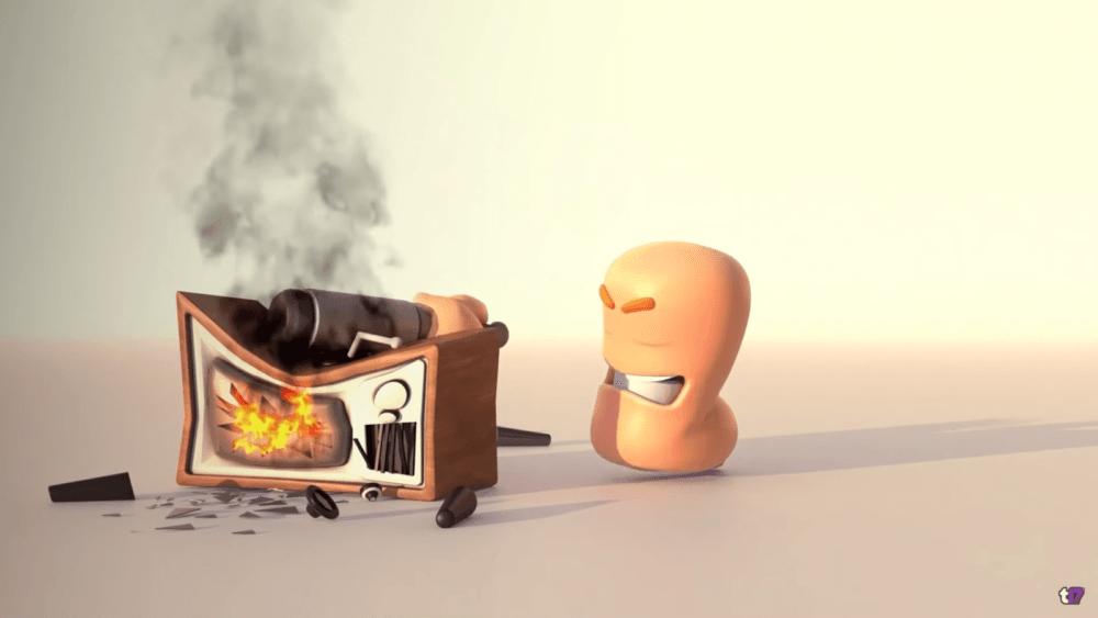 Тизер и анонс Worms 2020
