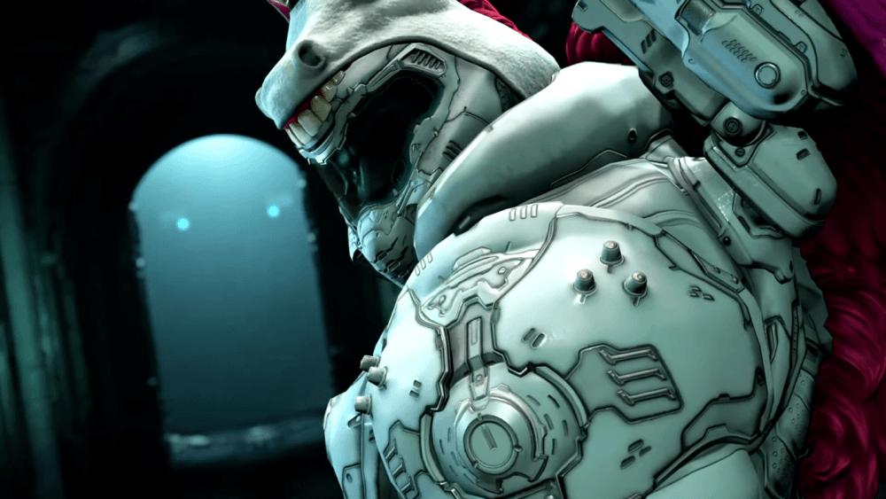 Кастомизация в DOOM Eternal - трейлер