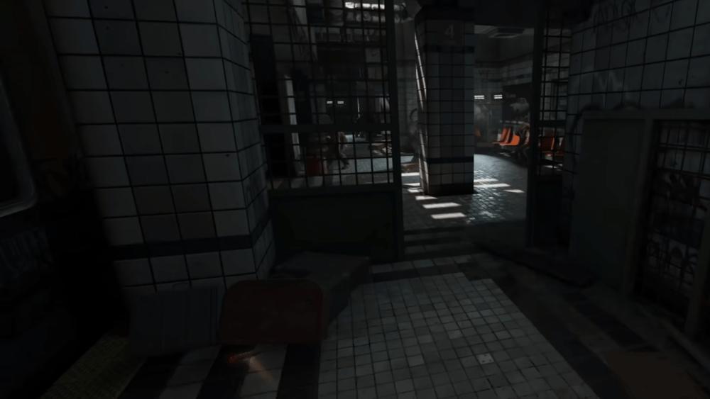 Куча геймплея Half-Life: Alyx