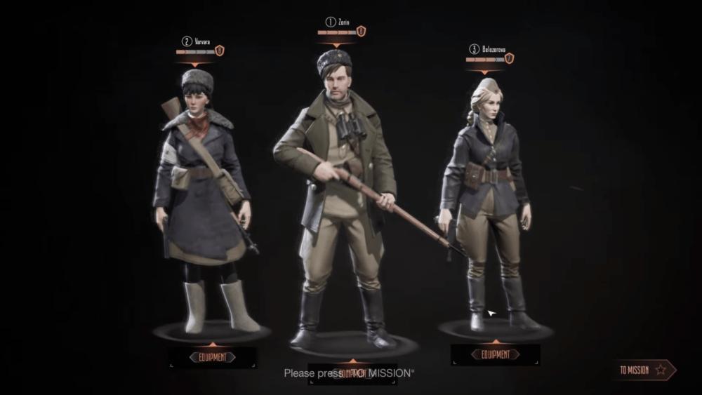 Более 10 минут геймплея Partisans 1941