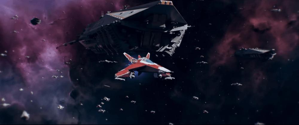 ОБТ Starborne начнется в апреле - трейлер