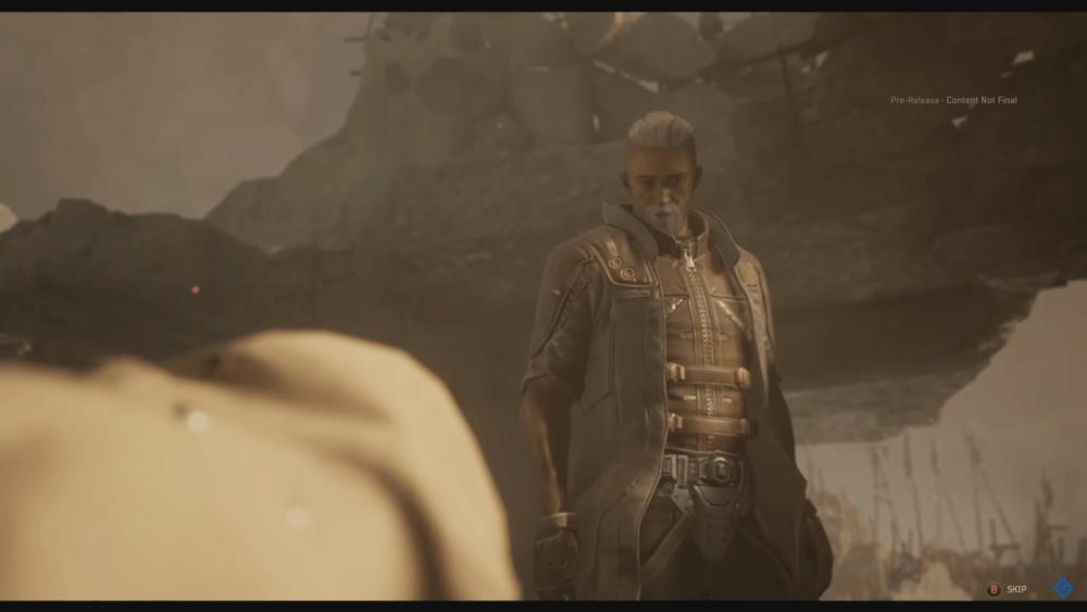 12 минут геймплея за Пироманта в Outriders