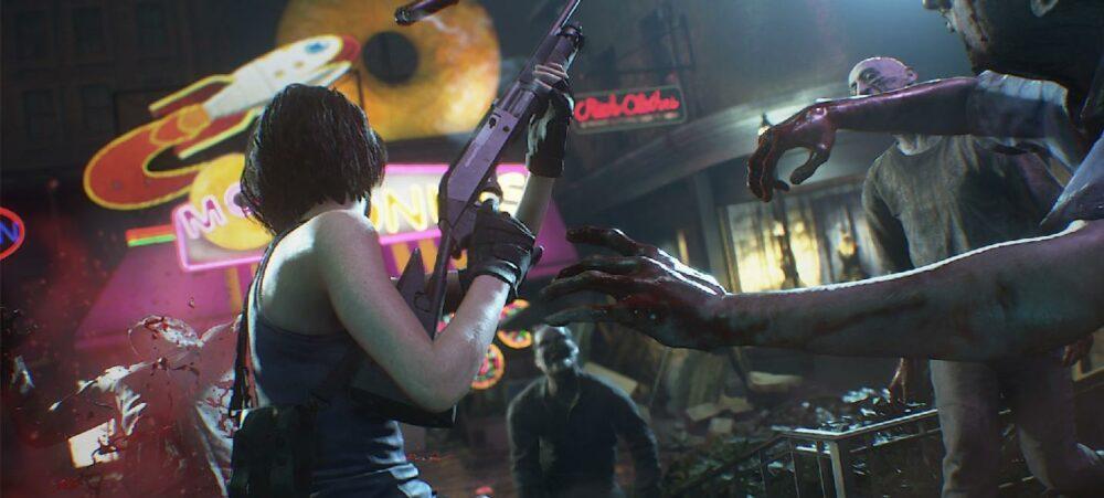 Знакомство с новой историей Раккун-сити Resident Evil 3