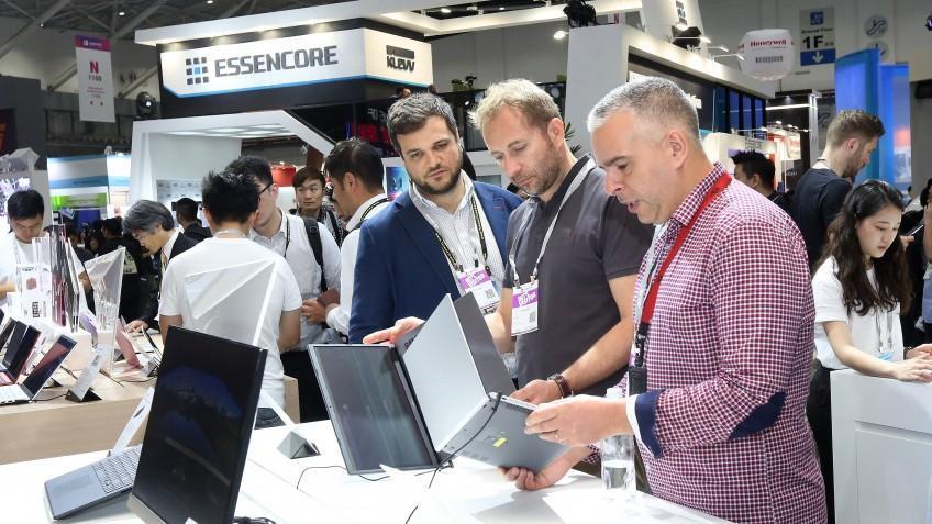 Выставка Computex 2020 перенесли на осень